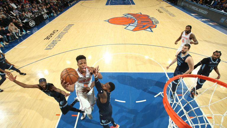 New York Knicks remain most valuable NBA team | NBA News |
