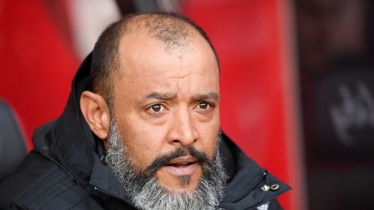 Nuno is looking forward to facing Man Utd in the FA Cup