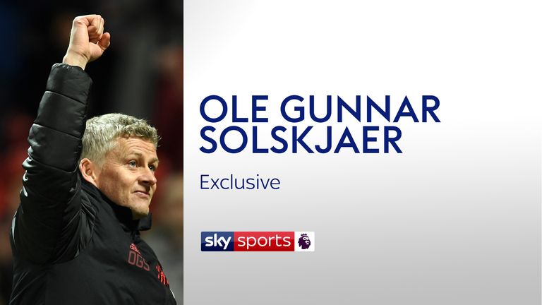 Solskjaer: Manchester United team selection a 'risk' at Fulham
