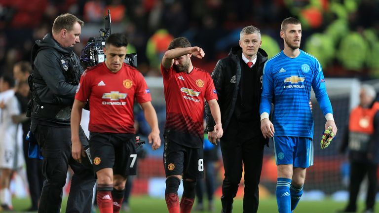 Solskjaer faces a defining week with the challenge of Chelsea and Liverpool to come