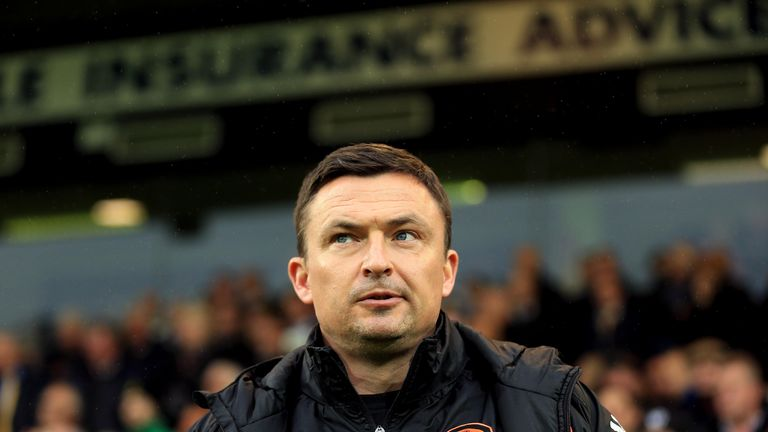 Paul Heckingbottom has been named Hibernian head coach