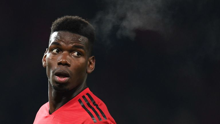 Will Paul Pogba leave Manchester United in the summer?