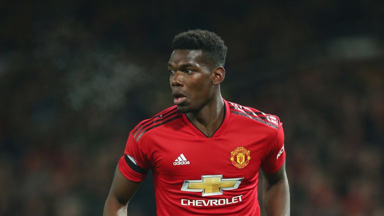 Paul Pogba has been a key figure for United under Solskjaer
