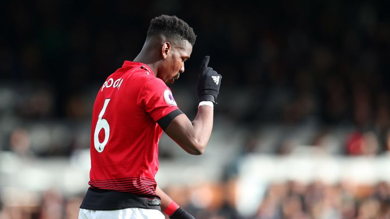 Paul Pogba remains a target for former club Juventus