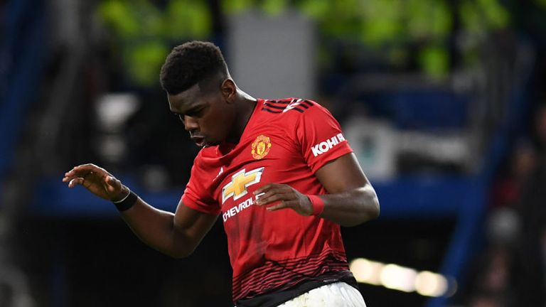 Paul Pogba starred as Manchester United beat Chelsea 2-0 to reach the last eight of the FA Cup