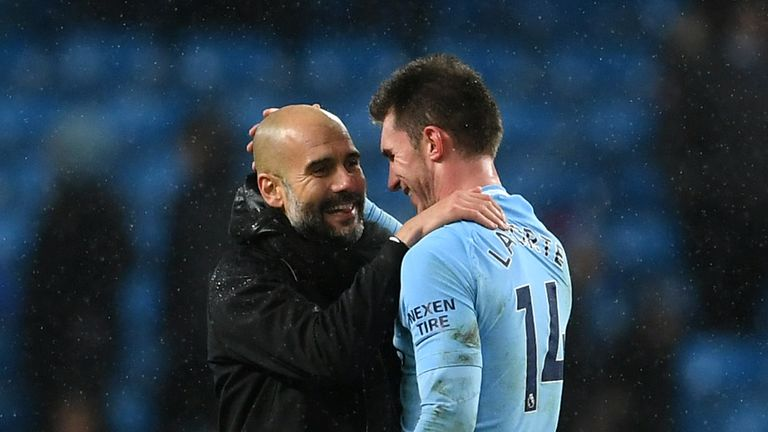 Aymeric Laporte will be a big miss for Manchester City in defence
