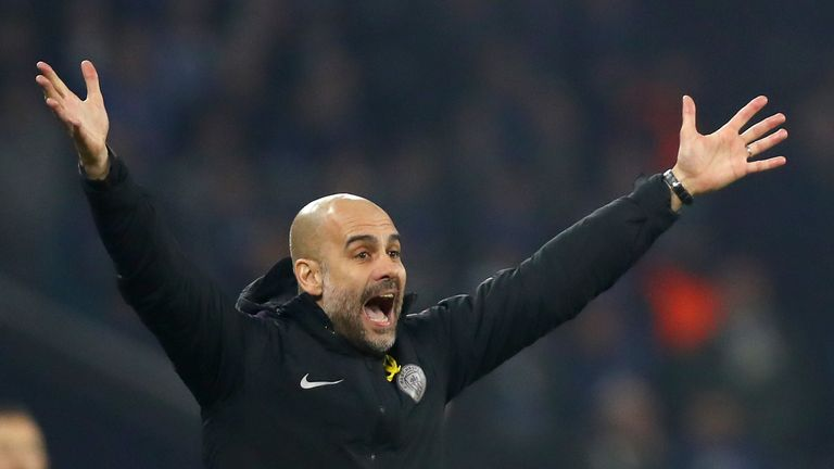 Pep Guardiola's side came from behind to win an away Champions League game for the first time since 2015