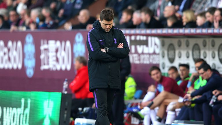 Shearer takes aim at Tottenham's defenders after Burnley defeat dents title hopes