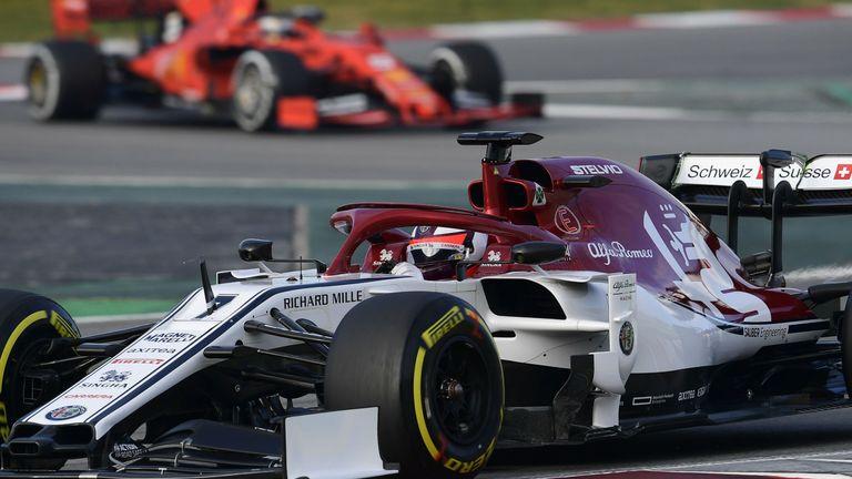 F1 2019 Introducing The New Formula 1 Cars F1 News