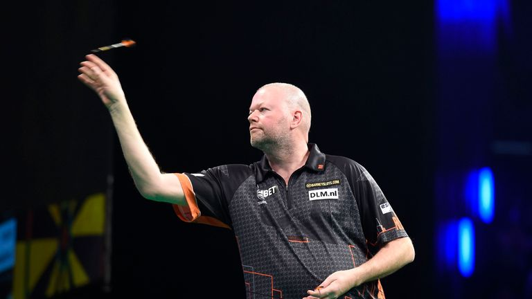 Van Barneveld is still searching for his first win of the campaign
