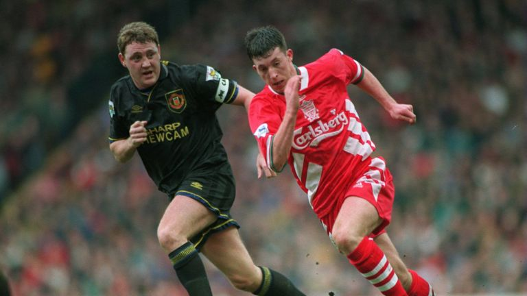 Robbie Fowler enjoyed plenty of success for Liverpool against Manchester United