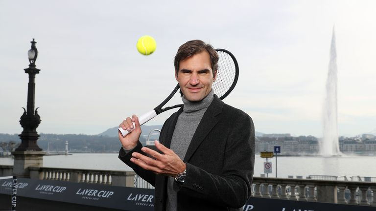 Motivated Federer targets ninth Wimbledon crown