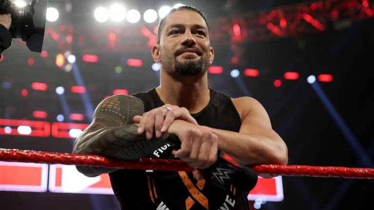 Roman Reigns feels the women of WWE are strong role models for his own daughter