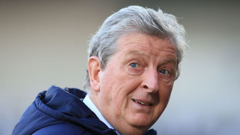 Roy Hodgson believes it is not too far-fetched for Palace to aim for the top four