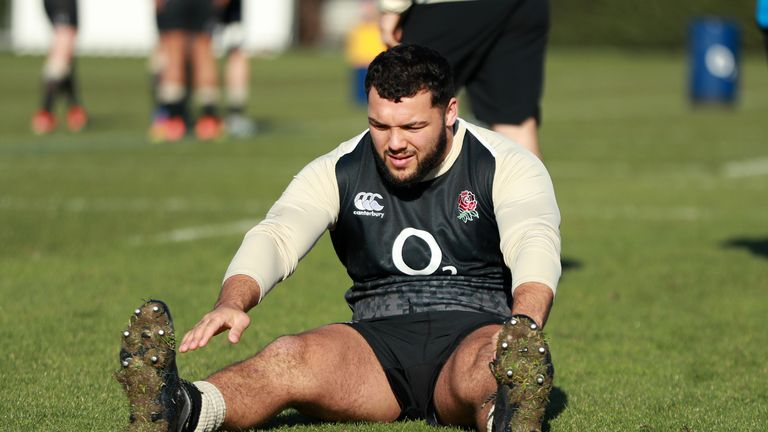 Ellis Genge pulled out of training on Thursday