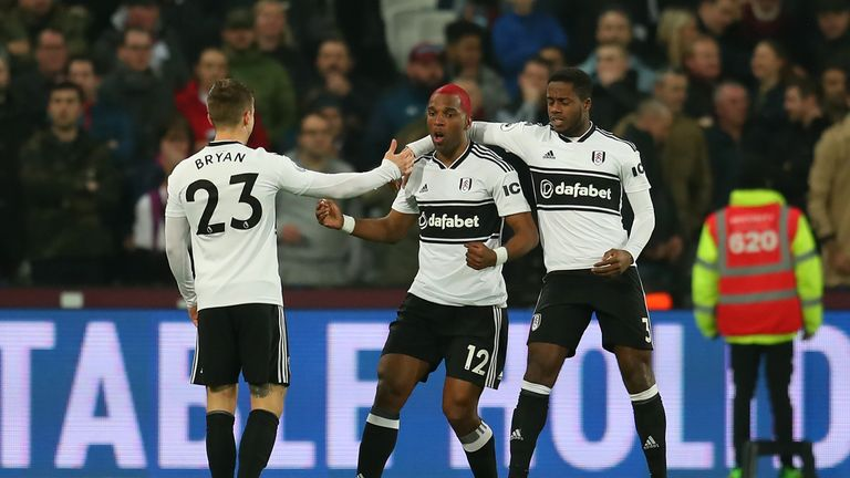 Fulham's squad have underachieved considering the money they've splashed