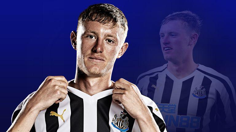 Newcastle United midfielder Sean Longstaff has had a big impact