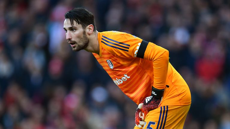 Sergio Rico has won the Europa League twice at Sevilla