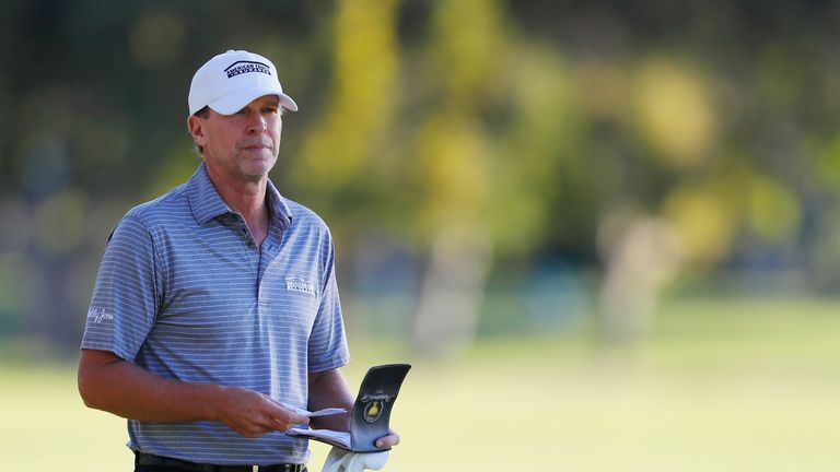 Stricker says communication key to his strategy as US Ryder Cup captain