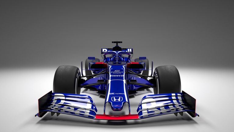 Toro Rosso: New STR14 car features many Red Bull parts for 2019 season
