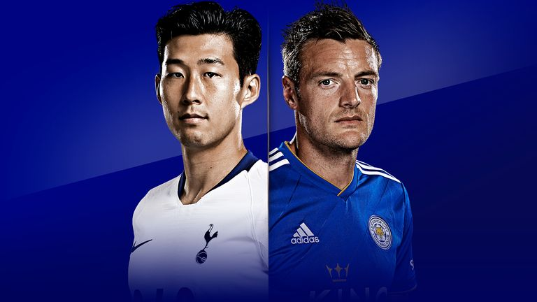 Tottenham V Leicester Is Live On Sky Sports From  Pm On Sunday