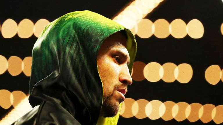 Vasyl Lomachenko has won 12 of his 13 fights since turning professional