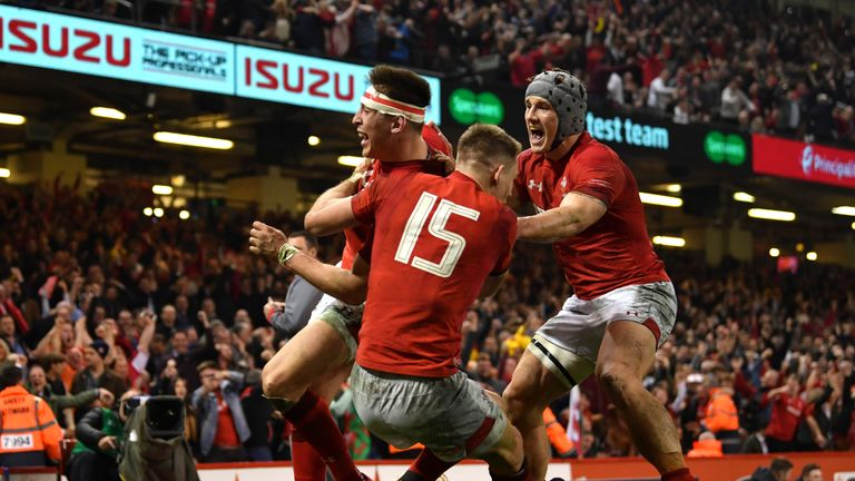 Wales put in one their best Six Nations performances to beat an in-form England in Cardiff during Round 3