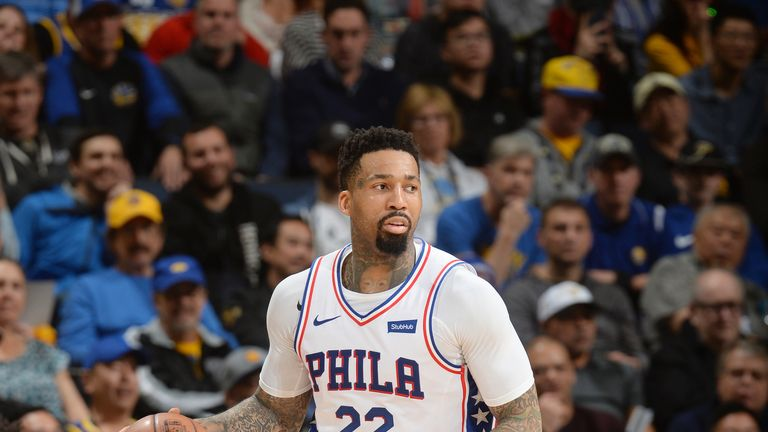 Wilson Chandler is expected to be sidelined for up to three weeks