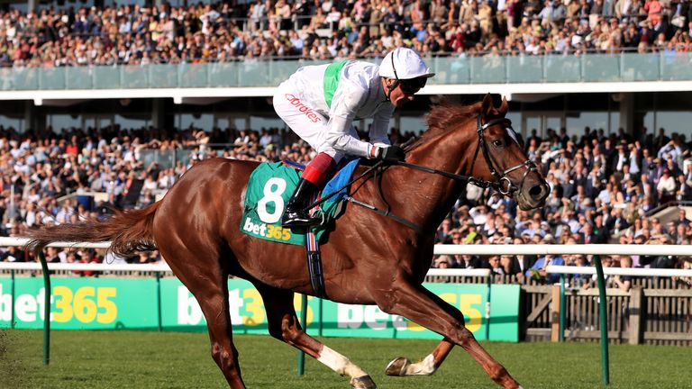 Wissahickon - can strike at Lingfield