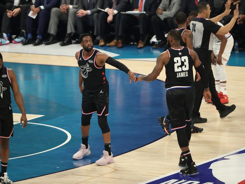 new styles 518f1 c30a0 All-Star 2019  Kevin Durant scores 31 points to lead Team LeBron to victory  in All-Star Game   NBA News   Sky Sports