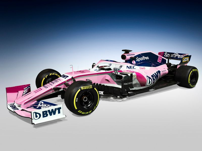 F1 2019: Racing Point in the pink for ambitious new era | F1 News