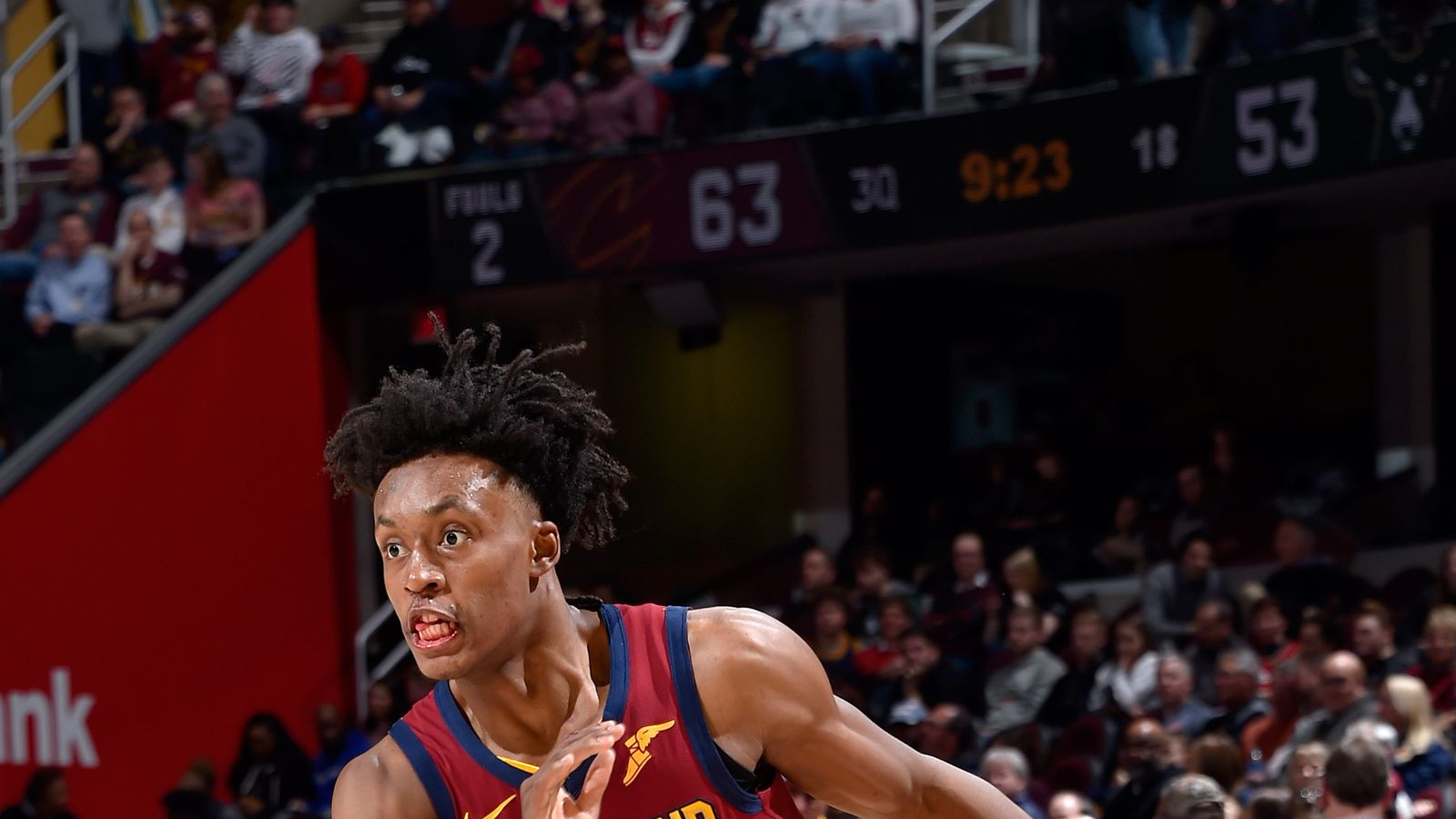 Cleveland Cavaliers Rookie Collin Sexton Confounding