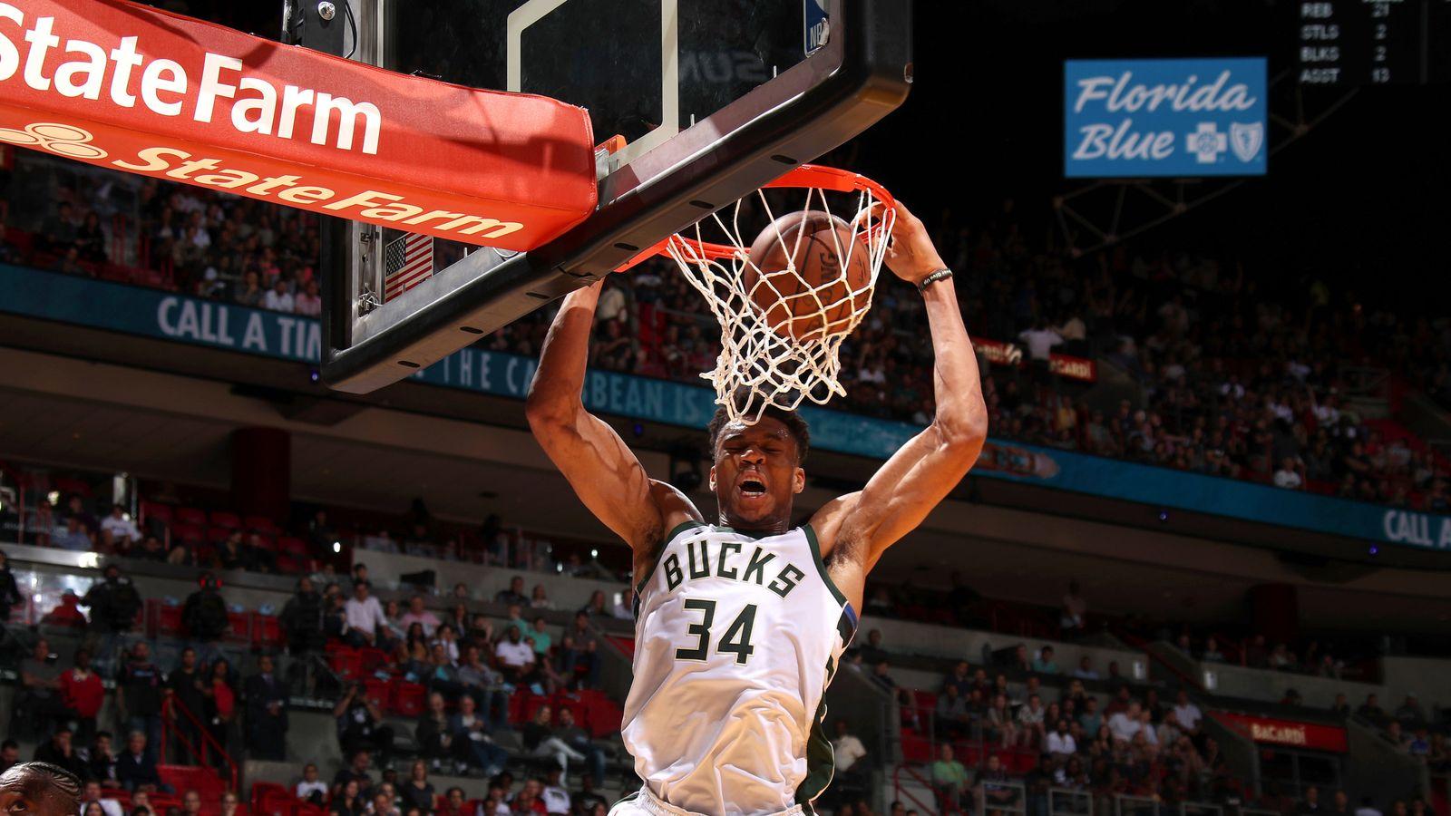 Bucks comeback inspires Giannis Milwaukee Antetokounmpo