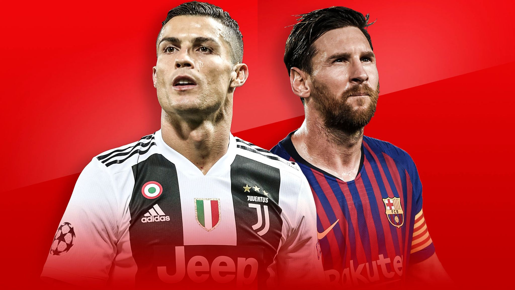 lionel messi shines but cristiano ronaldo is champions league king football news sky sports sky sports