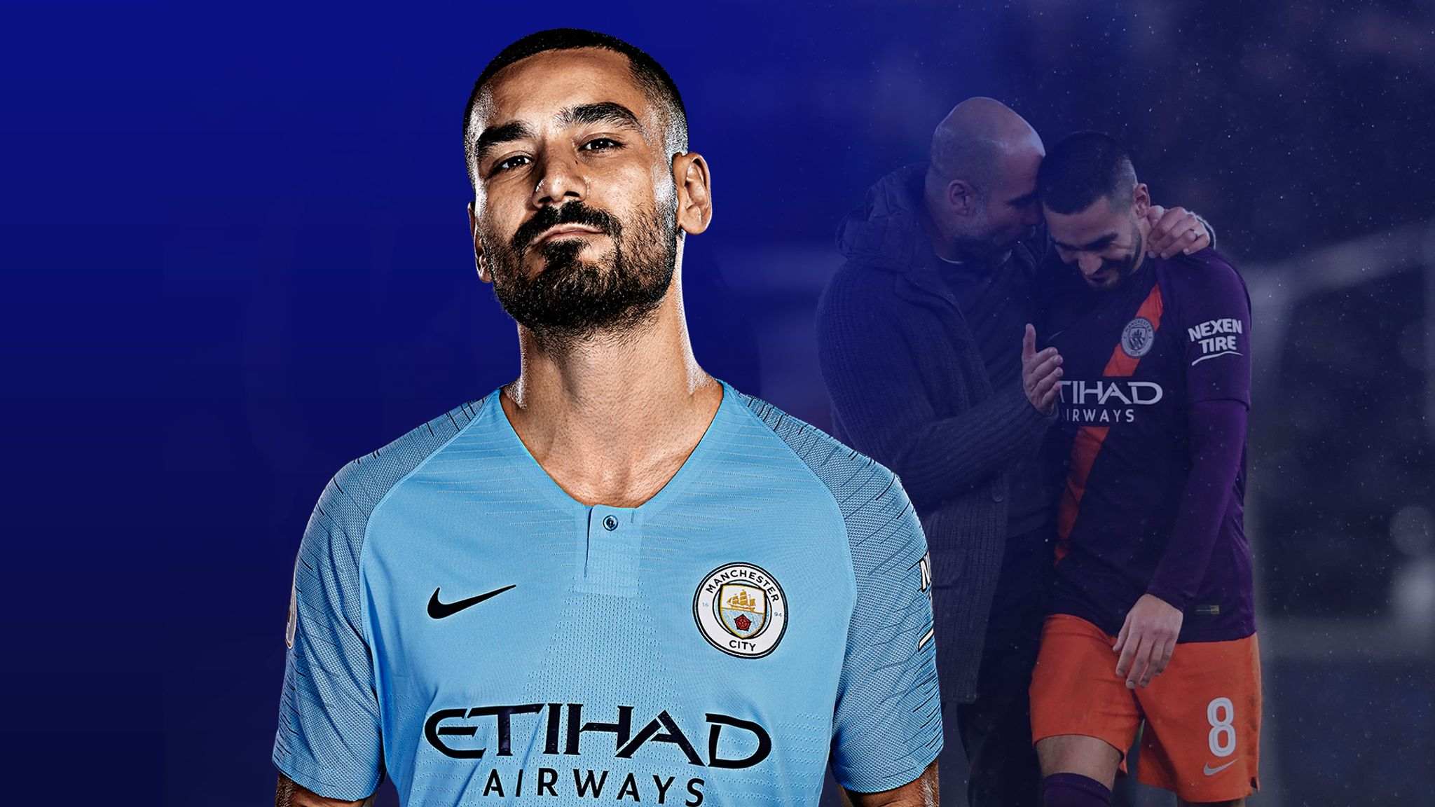 best sneakers 0d88e 23741 Ilkay Gundogan's Manchester City form covering loss of ...