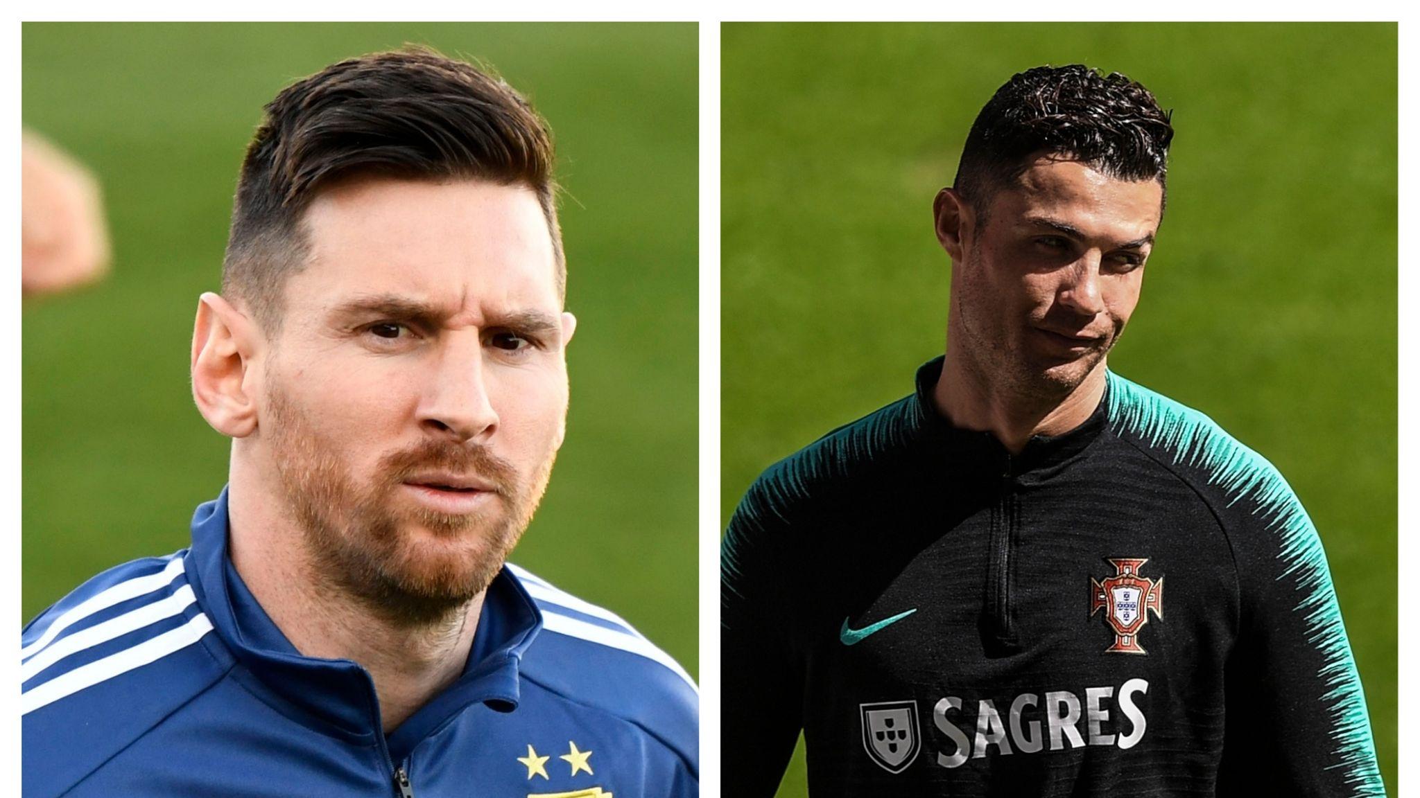 pretty nice 7ddd6 a5af5 Lionel Messi and Cristiano Ronaldo return to international ...