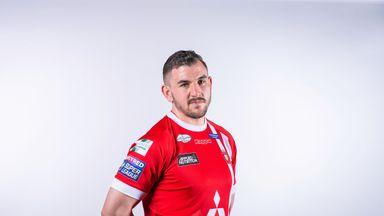 Salford's Adam Walker could make his home debut on Sunday following a 14-month drugs ban