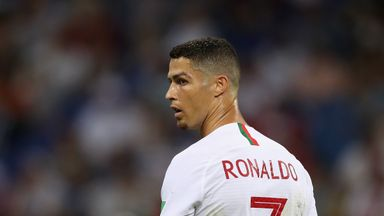 Cristiano Ronaldo has been included after missing six matches last year