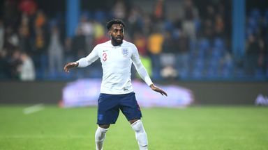 Danny Rose admits it's been a 'draining' spending time with Liverpool's Champions League winners