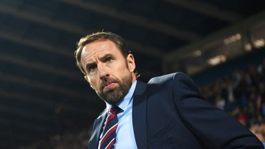 fifa live scores - Gareth Southgate prepares England squad for racism response before European Qualifiers
