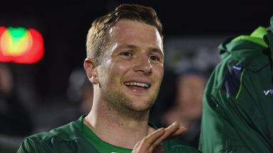 Connacht Rugby were victorious on a memorable Friday night in Galway