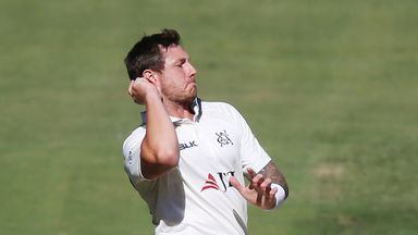 James Pattinson is returning to Nottinghamshire for the 2019 season