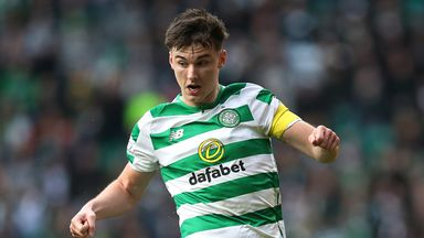 Kieran Tierney is fit for the Scottish Cup final