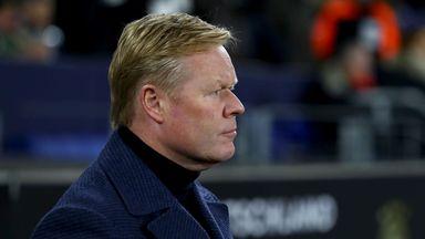 Netherlands deserved point - Koeman