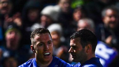 Conference B leaders Leinster host Benetton in Dublin on Saturday