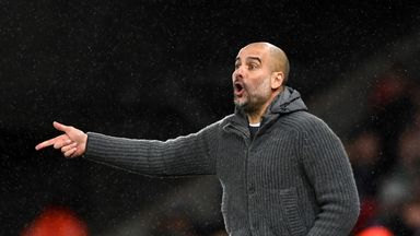 fifa live scores - Pep Guardiola worried by fan trouble after incident at Swansea