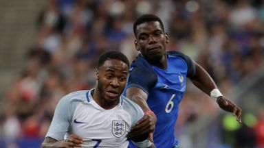 Pogba: Sterling treated differently