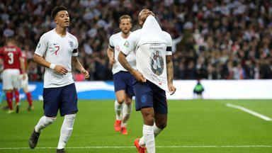 Sterling tribute a 'pleasant surprise'