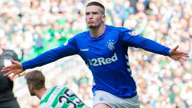 Rangers have signed Ryan Kent from Liverpool on a four-year contract