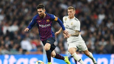 La Liga asks for El Clasico to be moved